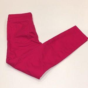 Gap 1969 Pink Ankle Jean Skinny